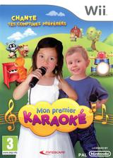 Mon Premier Karaoké pochette Wii (SONFMR)