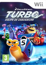Turbo:Équipe de Cascadeurs pochette Wii (SOSPAF)