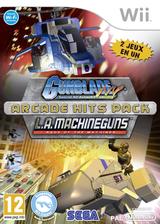 Gunblade NY & LA Machineguns:Arcade Hits Pack pochette Wii (SQDP8P)