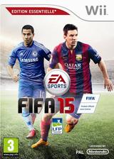 FIFA 15 - Edition Essentielle pochette Wii (SQVP69)