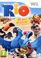 Rio pochette Wii (SRIP78)