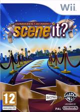 Scene it? Lumières! Action! pochette Wii (SSCPWR)