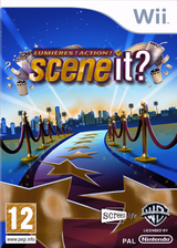 Scene it? Lumières! Action! pochette Wii (SSCSWR)