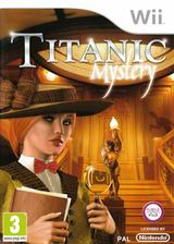 Titanic Mystery pochette Wii (STMPKP)