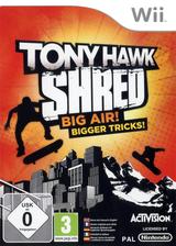 Tony Hawk:Shred pochette Wii (STYP52)