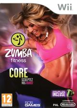 Zumba Fitness Core pochette Wii (SU6XGT)