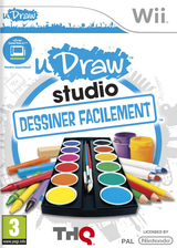 uDraw Studio:Dessiner Facilement pochette Wii (SUUP78)