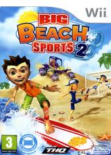 Big Beach Sports 2 pochette Wii (SV2P78)