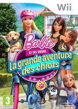 Barbie et ses soeurs:La grande aventure des chiots pochette Wii (SVQPVZ)