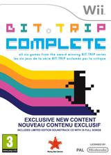 BIT.TRIP COMPLETE pochette Wii (SVTP99)