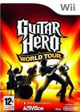 Guitar Hero:World Tour pochette Wii (SXAP52)