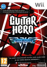 Guitar Hero : Van Halen pochette Wii (SXDP52)