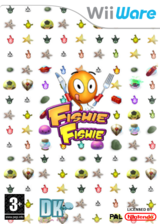 Fishie Fishie pochette WiiWare (W2IP)