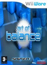 Art of Balance pochette WiiWare (WABP)