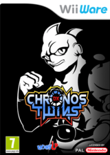 Chronos Twins DX pochette WiiWare (WC6P)