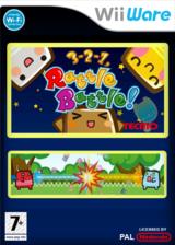 3-2-1, Rattle Battle! pochette WiiWare (WCUP)