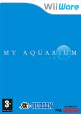 My Aquarium pochette WiiWare (WERP)