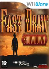 Fast Draw Showdown pochette WiiWare (WFAP)