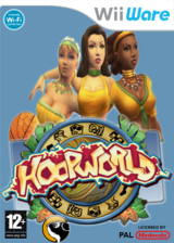HoopWorld:BasketBrawl pochette WiiWare (WHWP)