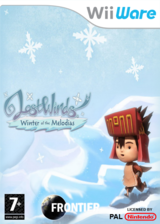LostWinds : Winter of the Melodias pochette WiiWare (WLOP)
