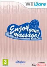 Enjoy your massage! pochette WiiWare (WMSP)