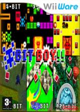 Bit Boy!! pochette WiiWare (WOYP)