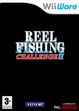 Reel Fishing Challenge 2 pochette WiiWare (WRFP)