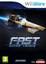FAST Racing League pochette WiiWare (WRLP)