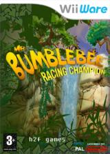 Mr Bumblebee Racing Champion pochette WiiWare (WVUP)