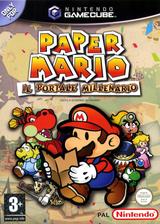 Paper Mario: Il Portale Millenario GameCube cover (G8MP01)