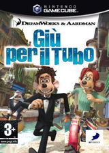 Giù Per il Tubo GameCube cover (GLHPG9)