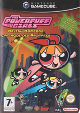The Powerpuff Girls: Relish Rampage GameCube cover (GPQP6L)