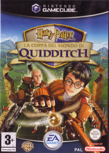 Harry Potter: La Coppa del Mundo di Quidditch GameCube cover (GQWX69)
