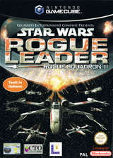 Star Wars Rogue Squadron II: Rogue Leader GameCube cover (GSWI64)