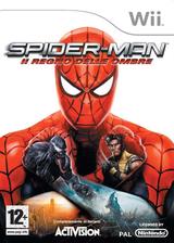 Spider-Man: Il Regno delle Ombre Wii cover (R3SP52)