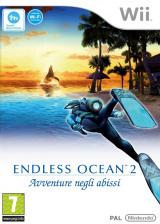 Endless Ocean 2: Avventure negli abissi Wii cover (R4EP01)