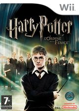 Harry Potter e l'Ordine della Fenice Wii cover (R5PP69)
