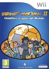 Street Football 2: Obiettivo Coppa del Mondo Wii cover (R8KPKM)