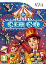 Andiamo al Circo Wii cover (R8OX54)