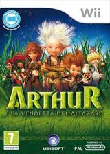 Arthur e la Vendetta di Maltazard Wii cover (R8RP41)