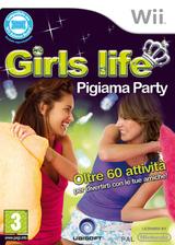 Girls Life: Pigiama Party Wii cover (R9LP41)