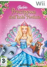 Barbie Principessa Dell'Isola Perduta Wii cover (RBVP52)