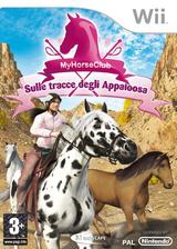 My Horse Club: Sulle Tracce degli Appaloosa Wii cover (REWYMR)