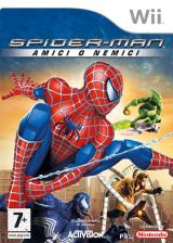 Spider-Man: Amici o Nemici Wii cover (RFOX52)