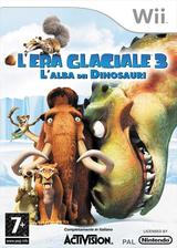 L'Era Glaciale 3: L'Alba dei Dinosauri Wii cover (RIAP52)