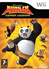 Kung Fu Panda: Guerrieri Leggendari Wii cover (RKHP52)