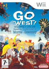 Go West!: Un'Avventura di Lucky Luke Wii cover (RLLP70)