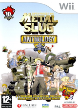 Metal Slug Anthology Wii cover (RMLP7U)