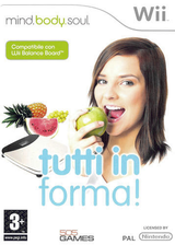 Tutti in Forma! Wii cover (RNIPGT)