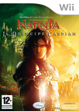 Le Cronache di Narnia: Il Principe Caspian Wii cover (RNNP4Q)